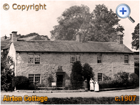 Yorkshire : The Cottage at Airton [c.1907]