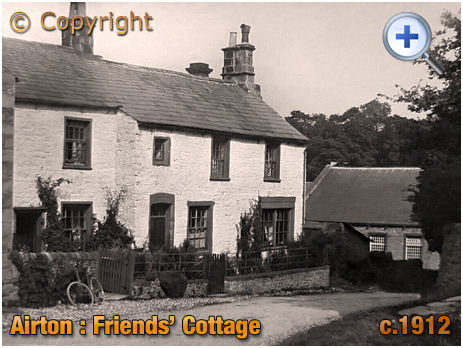 Yorkshire : Friends' Cottage at Airton [c.1912]