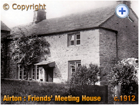Yorkshire : Friends' Meeting House at Airton [c.1912]