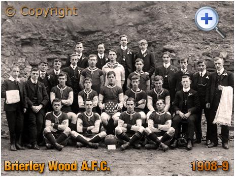 Yorkshire : Brierley Wood A.F.C. [1908-9]
