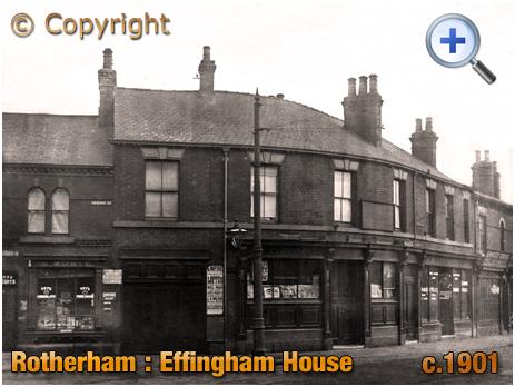 Yorkshire : Beck Hall at Malham [c.1935]