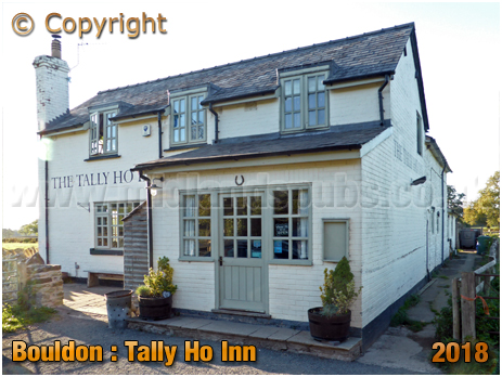 Bouldon : Tally Ho Inn [2018]