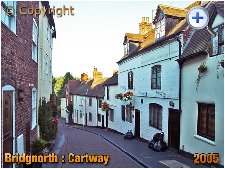 Bridgnorth : Cartway [2005]
