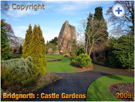 Bridgnorth : Castle Gardens [2009]