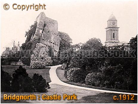 Bridgnorth : Castle Park [c.1912]