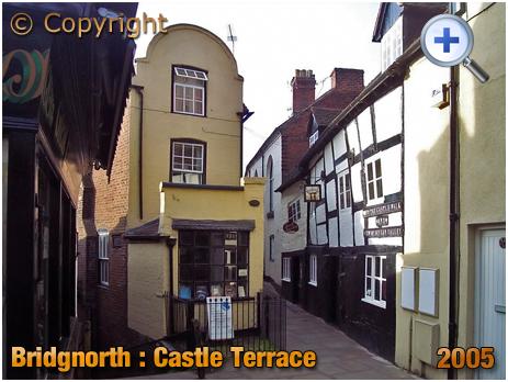 Bridgnorth : Castle Terrace [2005]