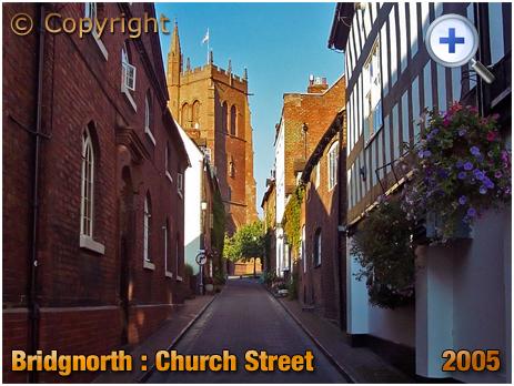Bridgnorth : Church Street [2005]