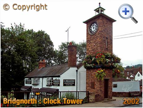 Bridgnorth : Clock Tower [2002]