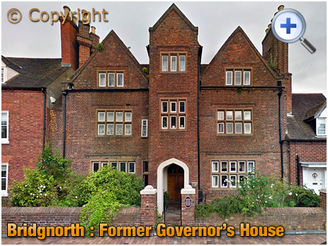 Bridgnorth : Former Governor's House [2009]