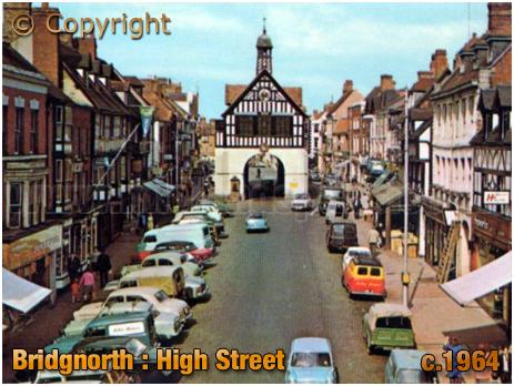 Bridgnorth : High Street [c.1964]
