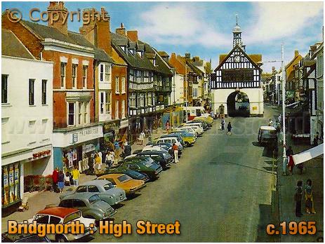 Bridgnorth : High Street [c.1965]