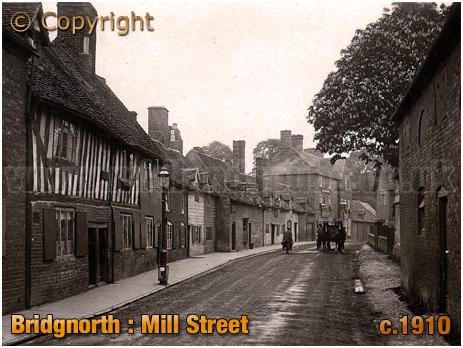 Bridgnorth : Mill Street [c.1910]
