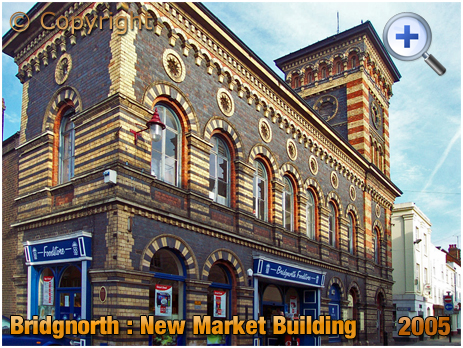 Bridgnorth : New Market Building [2005]