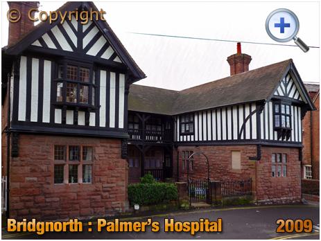 Bridgnorth : Palmer's Hospital [2009]