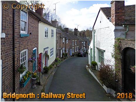 Bridgnorth : Railway Street [2018]