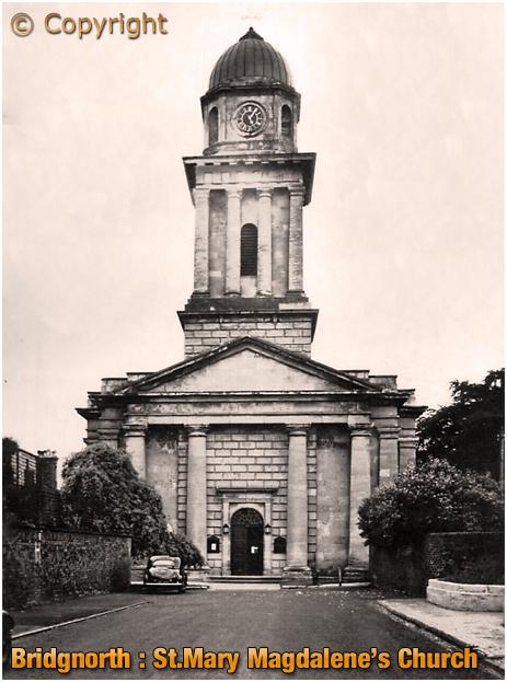 Bridgnorth : Saint Mary Magdalene's Church [c.1955]