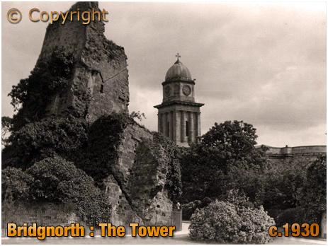 Bridgnorth : The Tower [c.1930]
