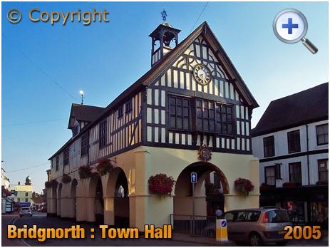 Bridgnorth : Town Hall [2005]