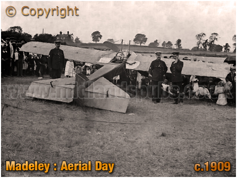 Madeley : Aerial Day [c.1909]