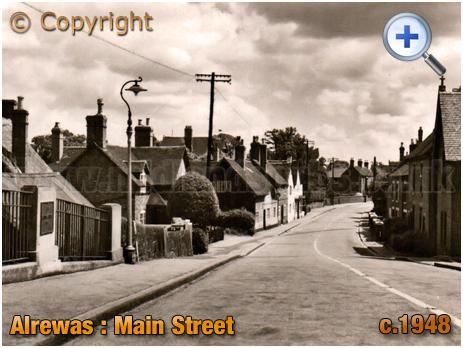 Alrewas : Main Street [c.1948]