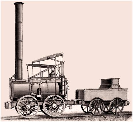 Agenoria Steam Locomotive