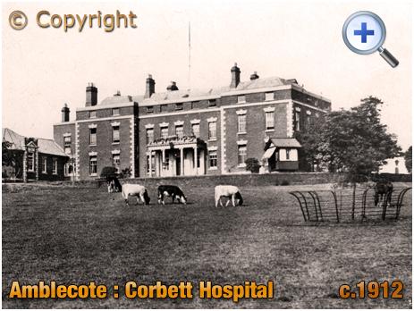 Amblecote : Corbett Hospital [c.1912]