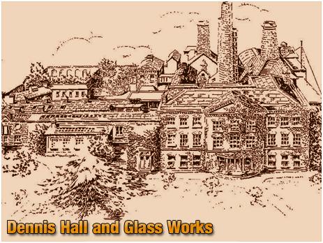 Amblecote : Dennis Glass Works