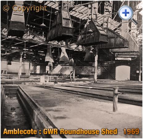 Amblecote : GWR Roundhouse Shed [1926]