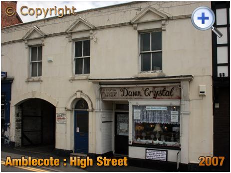 Amblecote : Dawn Crystal at No.3 High Street [2007]