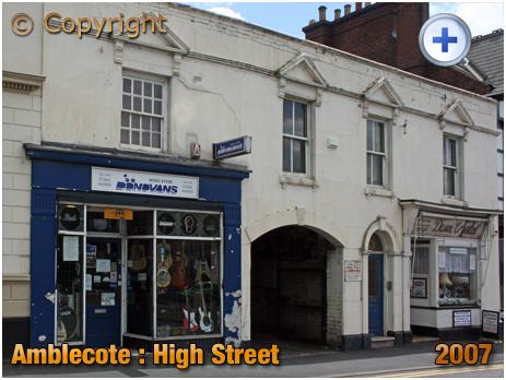 Amblecote : Nos.2 and No.3 High Street [2007]