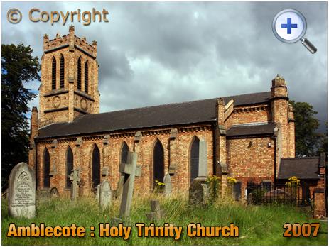 Amblecote : Holy Trinity Church [2007]