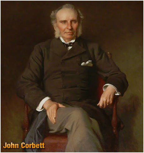 John Corbett [Image courtesy Dudley Group NHS Foundation Trust]
