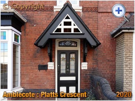 Amblecote : No.58 Platts Crescent [2020]