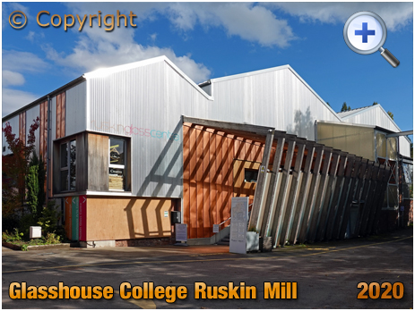 Amblecote : Ruskin Mill at Coalbournbrook [2020]