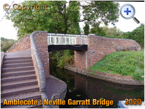 Amblecote : Bonded Stores and Canal Basin [2007]