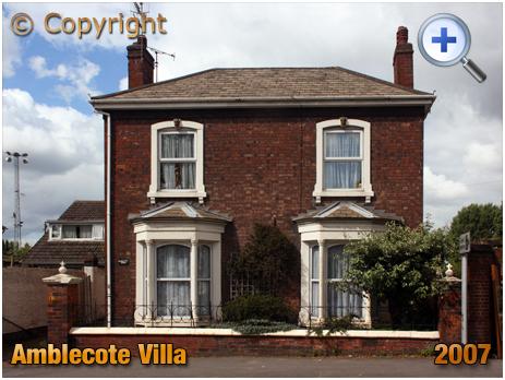 Amblecote Villa at No.87 High Street [2007]