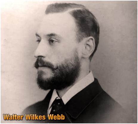 Walter Wilkes Webb : Glass Manufacturer