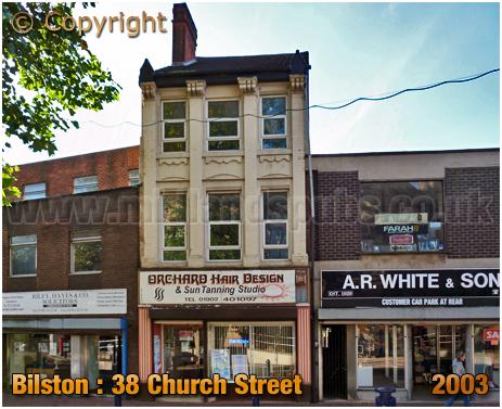 Bilston : No.38 Church Street [2003]