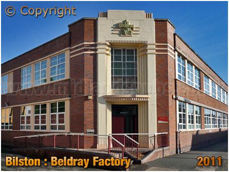 Bilston : Beldray Factory [2011]