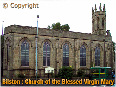 Bilston : Church of the Blessed Virgin Mary [2003]