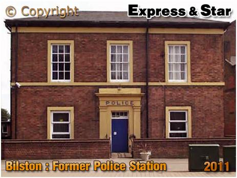 Bilston : Former Police Station [Photo ©2011 Express & Star]