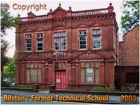 Bilston : Former Technical School [2003]