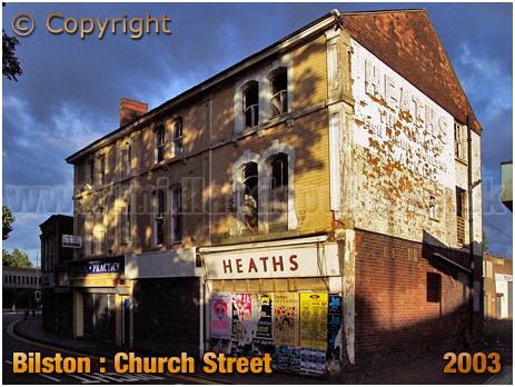 Bilston : Heath's of Church Street [2003]