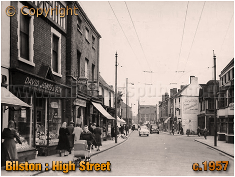 Bilston : High Street [c.1957]