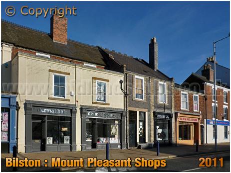 Bilston : Mount Pleasant Shops [2011]