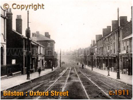 Bilston : Oxford Street [c.1911]