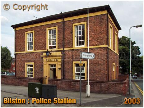 Bilston : Police Station [2003]