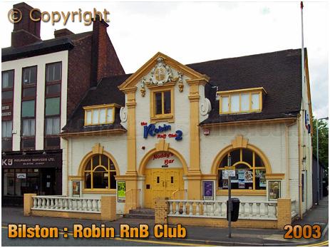 Bilston : Robin RnB Club [2003]