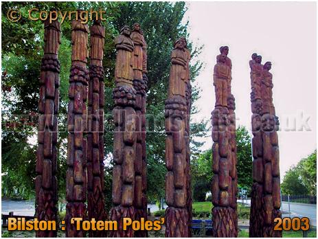 Bilston : Totem Poles [2003]