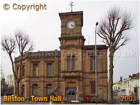 Bilston : Town Hall [2003]